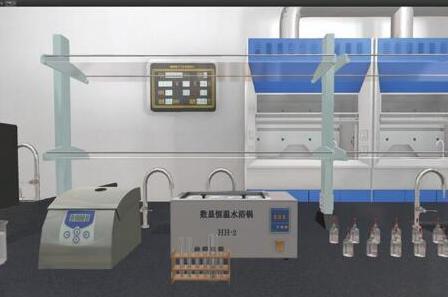 汽车虚拟实验室
